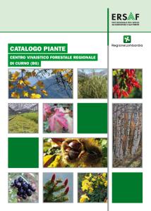 catalogo piante ersaf