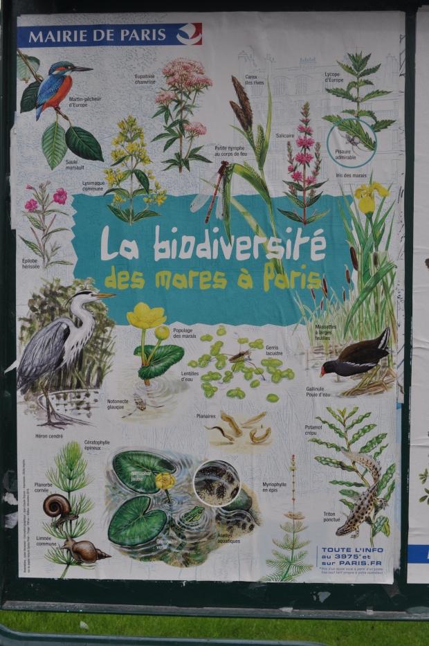 biodiversite de paris