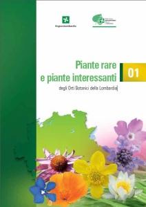 piante rare e interessanti degli orti botanici di lombardia
