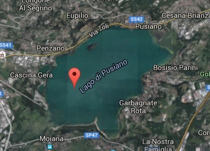 Lago dipusiano